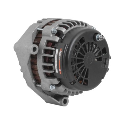 Alternator - Remfd - H/D Truck Delco Remy AD244 Wilson Electrical