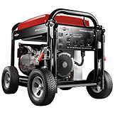 Generator - Portable Gas Portable 6500 Watt 13 HP GEN 030336