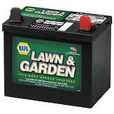 NAPA 8000 Series Battery BCI No. U1R 150 A Wet BAT 8221R