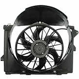 Radiator Fan Assembly Without Controller NOE 8551949
