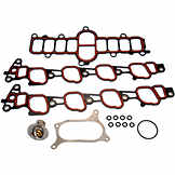 Gasket Kit Includes Plenum And Manifold Gaskets - Thermostat And Oring NOE 6005645