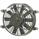 Conjunto de ventilador del condensador del aire acondicionado TEM 975701