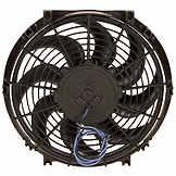 Radiator Fan Assy TEM 982003