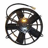 Conjunto de ventilador del condensador del aire acondicionado SVP 172002