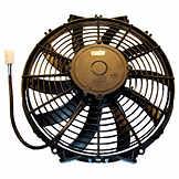 Conjunto de ventilador del condensador del aire acondicionado SVP 172005
