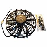Conjunto de ventilador del condensador del aire acondicionado SVP 172006