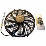 A/C Condenser Fan Assy SVP 172007
