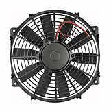 Fan Blade & Motor Assy - Electric - Flexalite BK 8278023