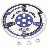 Degree Wheel - Hi-Perf Mr. Gasket Co. BK 7354411