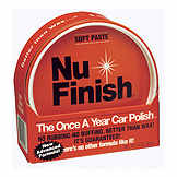 NuFinish Once-a-Year Car Polish - 14 oz NCB NFP80