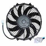 A/C Condenser Fan Assy SVP 172010