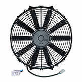 Conjunto de ventilador del condensador del aire acondicionado SVP 172012