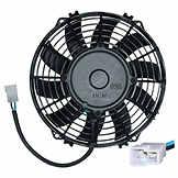 Conjunto de ventilador del condensador del aire acondicionado SVP 172013
