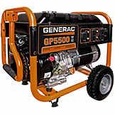Generator - Portable GP Generac PPG 5945