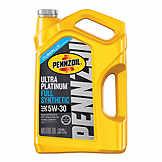 Pennzoil Ultra Platinum Motor Oil 5W30 Full Synthetic 5 qt (US) PEN 550045201