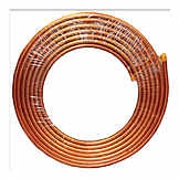 Copper Tubing Bendable BK 7701505