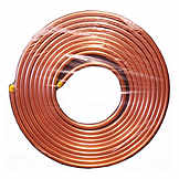 Copper Tubing Bendable BK 8176102