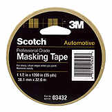 Masking Tapes 1 1/2 in. MMM 03432