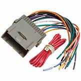 Stereo Installation  Wiring Harness BK 7305908
