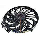 Radiator Fan Assy - Auxiliary ATM 64541392913